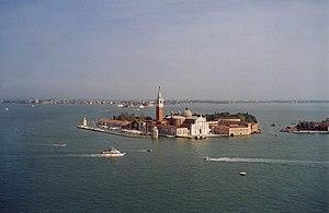 San Giorgio Maggiore - View of San Giorgio Maggiore