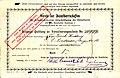 Verein der Dienstherrschaften für Krankheitskosten-Entschädigung der Dienstboten, Leipzig, Beitrags-Quittung vom 2. Januar 1902 (1).jpg