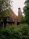 foto van Verenigingsgebouw van de padvinders in de stijl van de Amsterdamse school