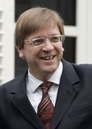 Belgian federal election, 2007 - Guy Verhofstadt