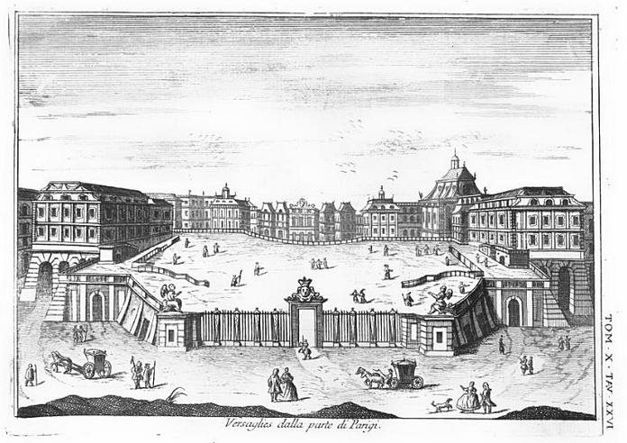 Versailles Nuovo Dizionario X-283