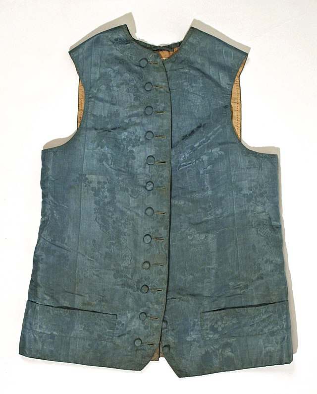 ae27f48aa6 It has been suggested that this article be merged into Waistcoat. (Discuss)  Proposed since July 2018.
