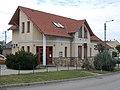 Veszprém 4 post office, Dózsaváros, Veszprém, 2016 Hungary.jpg