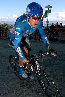 Viatcheslav Ekimov Russian cyclist