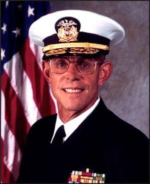 Joseph D. Stewart - VADM Stewart, U.S. Merchant Marine Academy