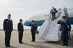 Vice president arrives at Kentucky Air Guard Base 04.jpg