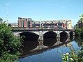 Victoria Bridge, Glasgow, 2018-06-27, from South-East 2.jpg