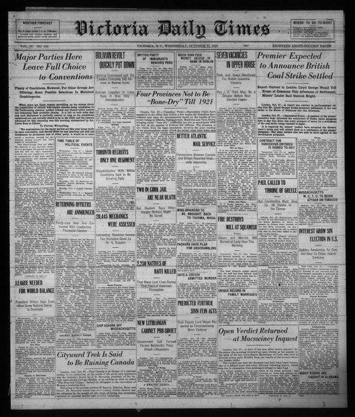 File:Victoria Daily Times (1920-10-27) (IA victoriadailytimes19201027).pdf