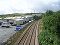 View from Bridge MRB-48 - Cleckheaton Road - geograph.org.uk - 1463244.jpg