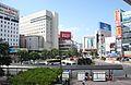 View from Nagano Station Zenkoji Guchi 01.jpg