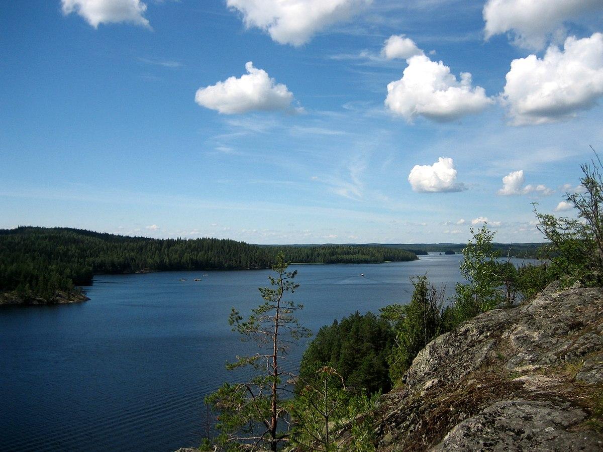 Suomen järvet – Wikipedia