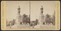 View in Central Park, New York. (A soldiers' monument), from Robert N. Dennis collection of stereoscopic views.png