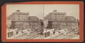 View near head of the locks & Holly building, Lockport, by F. B. Clench.png