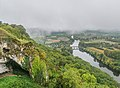 View of Dordogne river from Domme 01.jpg