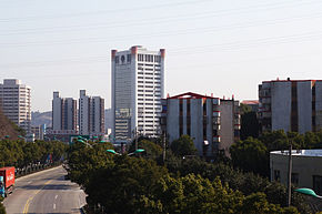View of Qijiashan Subdistrict.JPG
