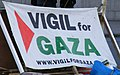 Vigil For Gaza Parliament Square - geograph.org.uk - 1125751.jpg