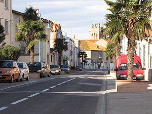 Villelongue-de-la-Salanque - A view within Villelongue-de-la-Salanque
