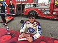 Vinnie Miller at Dover International Speedway 2018.jpg