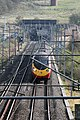 Virgin Pendalino leaving Stowe Hill tunnel on West Coast Main Line.jpg
