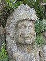 Visage à fossettes (rochers sculptés de Rothéneuf).jpg
