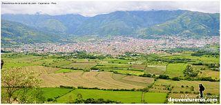 Jaén District District in Cajamarca, Peru