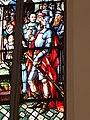 """Vitrāža """"Superintendants Samsons sveic Zviedrijas karali Gustavu Ādolfu II"""", Rīgas Doms (4).jpg"""