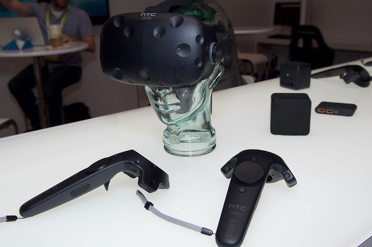 HTC Vive - Wikipedia