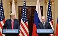 Vladimir Putin & Donald Trump in Helsinki, 16 July 2018 (6).jpg