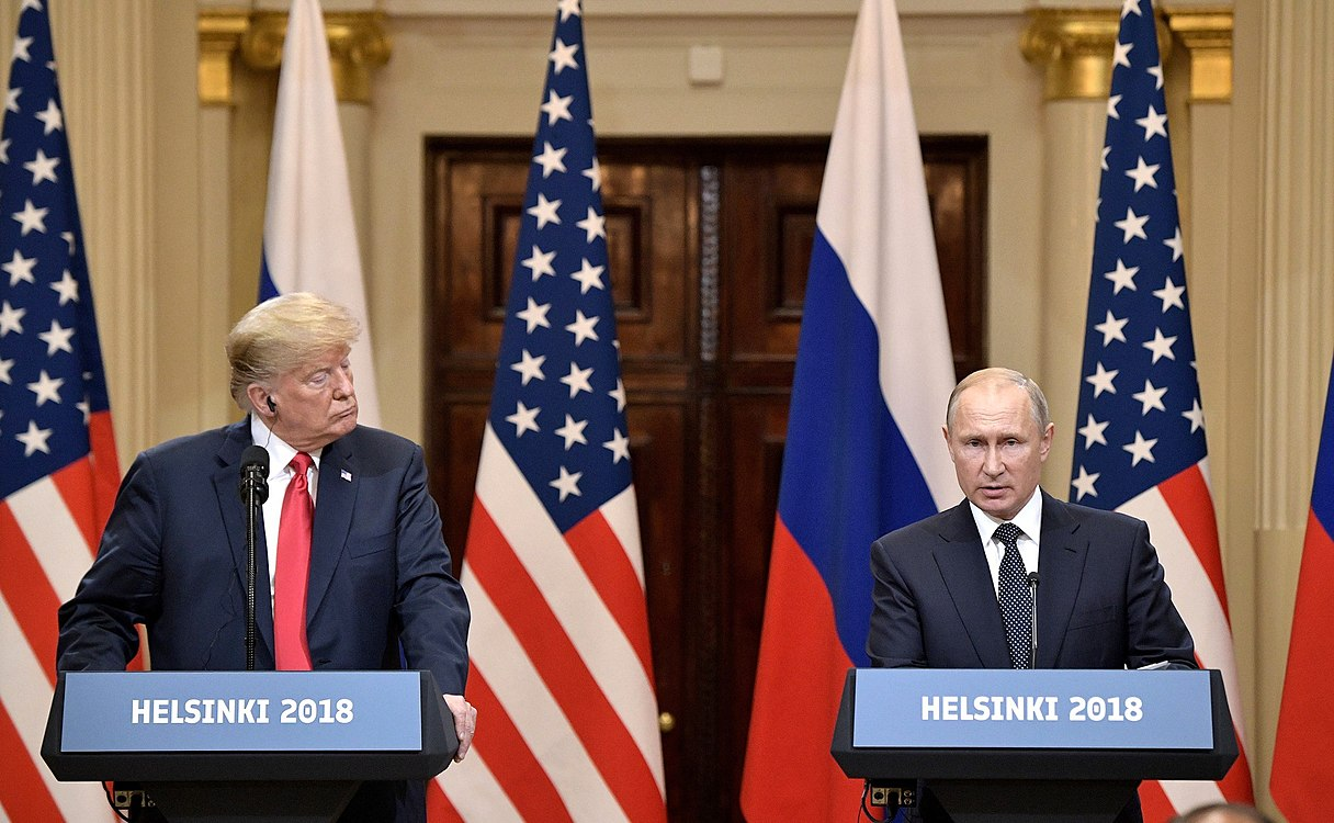 Vladimir Putin & Donald Trump in Helsinki, 16 July 2018 (6).jpg