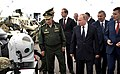Vladimir Putin in Patriot Park (2018-09-19) 09.jpg