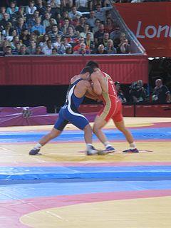 Arsen Julfalakyan Armenian Greco-Roman wrestler