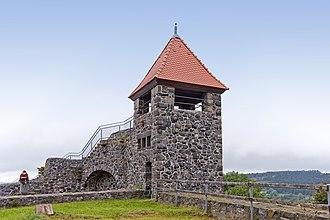Ulrichstein -  The Castle