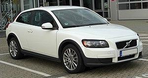 Volvo C30 - Image: Volvo C30 1.6 front 20100918