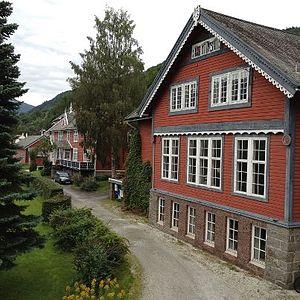 Lars Eskeland - From Voss Folk High School.