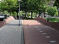Vriendenbrug - Rotterdam - View of the bridge from the northwest.jpg
