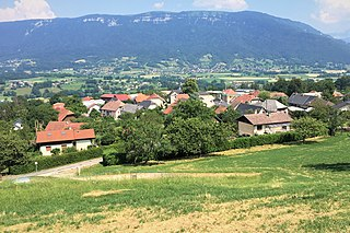 Héry-sur-Alby Commune in Auvergne-Rhône-Alpes, France