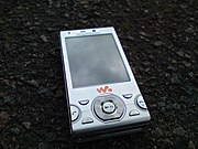 Image illustrative de l'article Sony Ericsson W995i