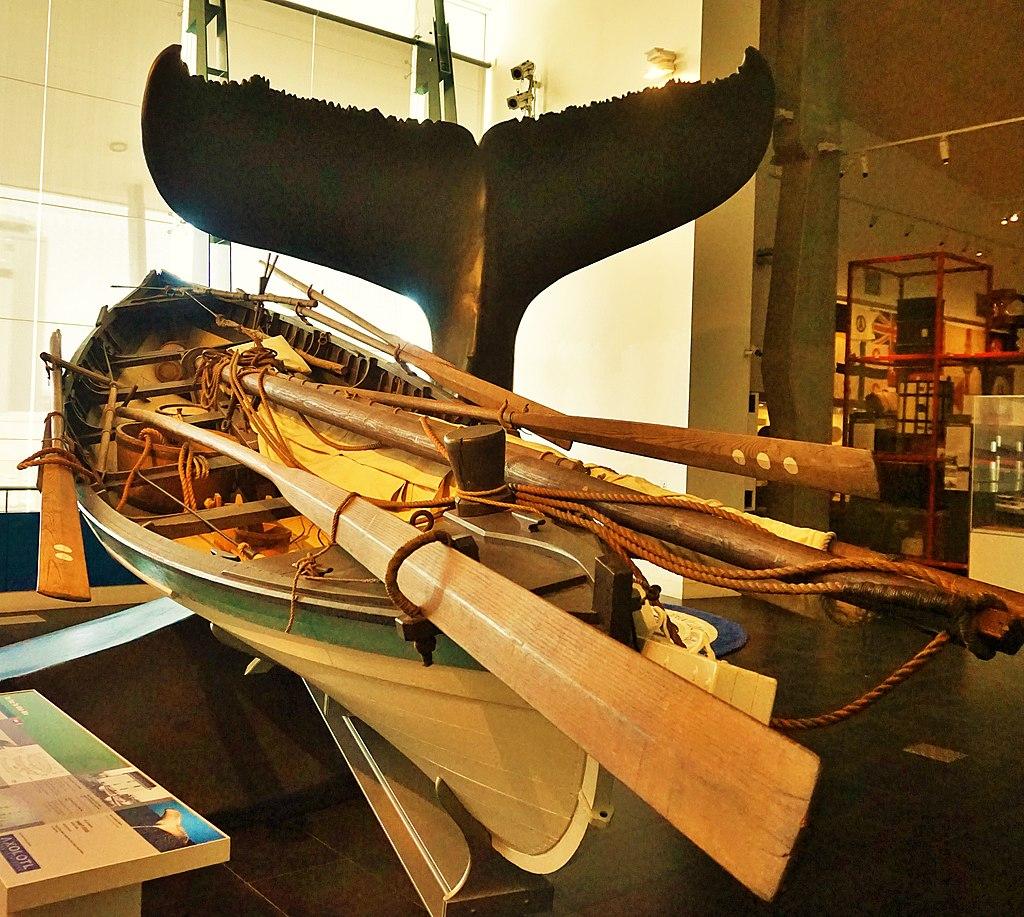 American Whaleboat 'Beetle'