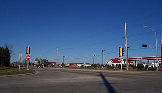 Grand Chute, Wisconsin - Image: WIS47Grand Chute