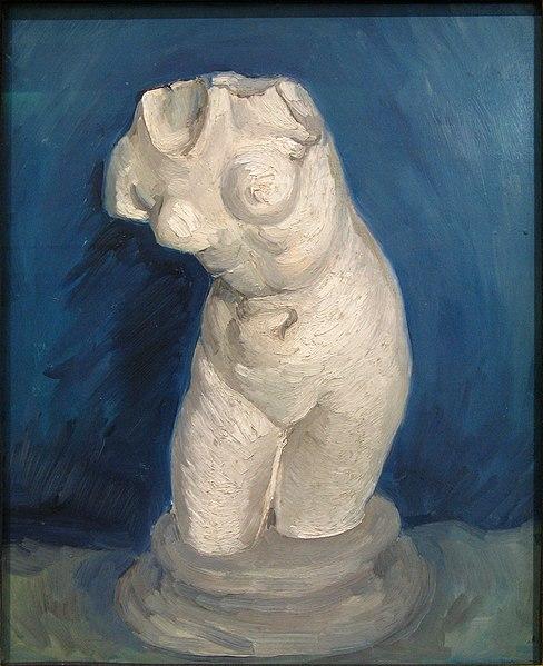 File:WLANL - artanonymous - Plaster Statuette of a Female Torso (4).jpg