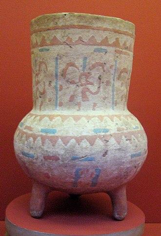 Hohokam - Hohokam pottery from Casa Grande