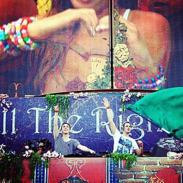 W&W - Tomorrowworld 2013
