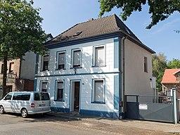 Grefrather Straße in Wachtendonk