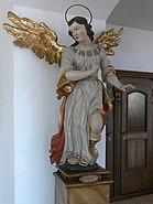 Waldburg Pfarrkirche Verkündigung Engel