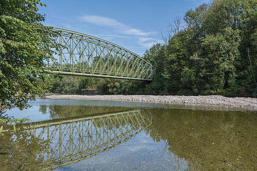 Waldneukirchen Steyrtalbahn Brücke Widerlager Pieslwang 09 2015