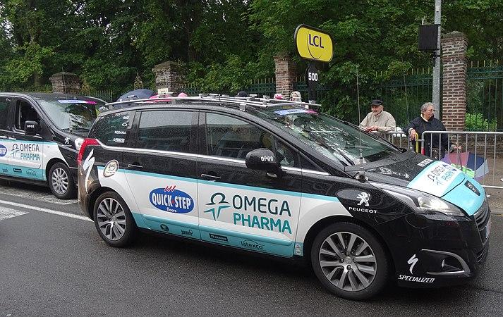 Wallers - Tour de France, étape 5, 9 juillet 2014, arrivée (A56).JPG