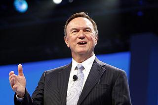 Mike Duke CEO of Walmart