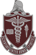 Walter Reed Army Medical Center distinctive unit insignia