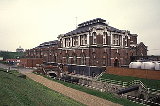 Thames Water - Water pumping station at Walton-on-Thames