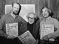 Wam de Moor, Fernand Lodewick en Kees Nieuwenhuijzen (1979).jpg